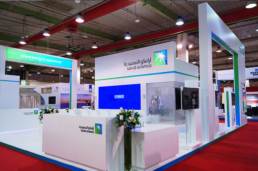 Exhibition Stand Production : Conceptcoms kuwait portfolio interior design exhibition