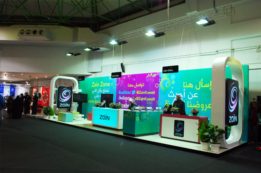 Exhibition Stand Kuwait : Interior design kuwait exhibition stand