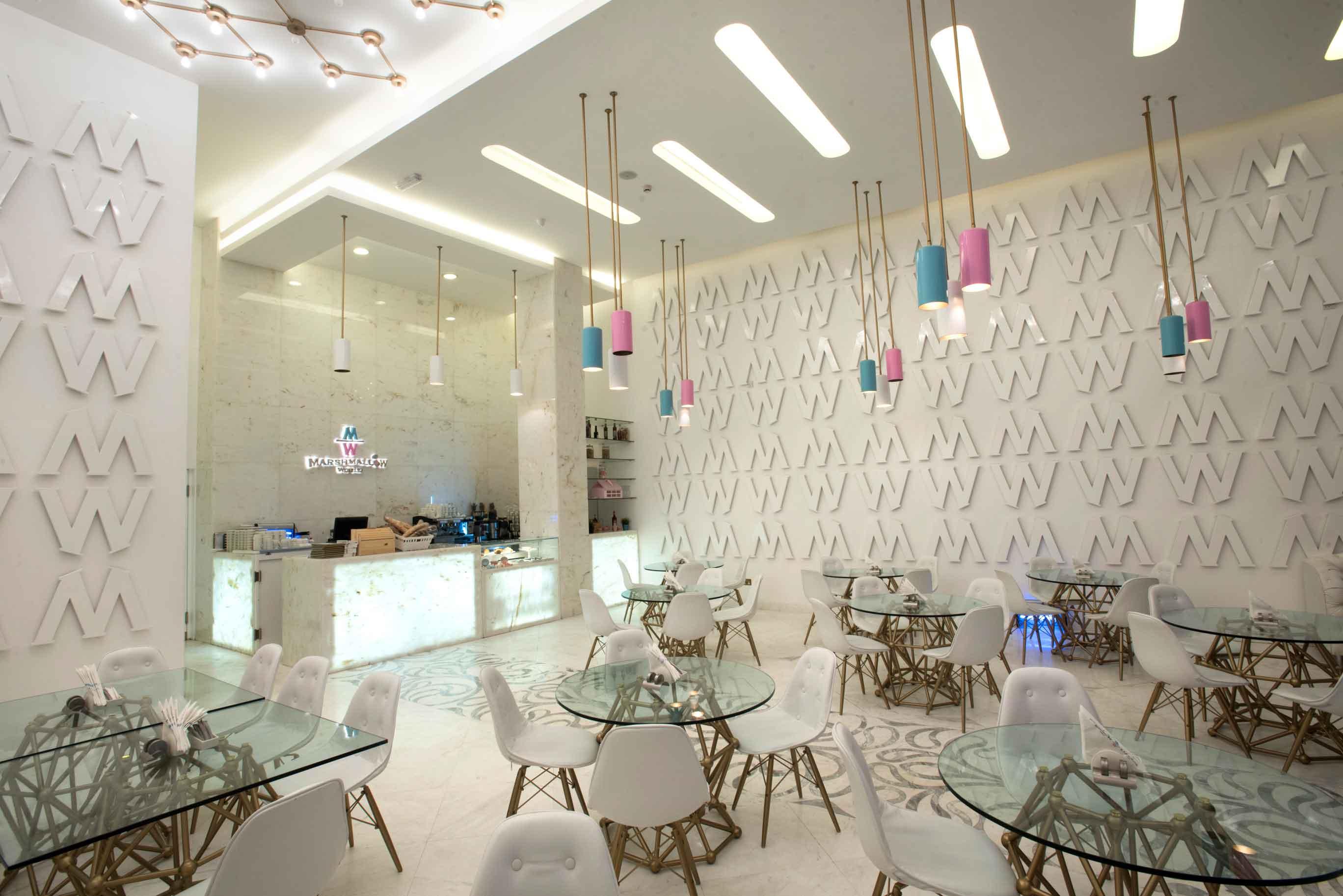Conceptcoms Kuwait Portfolio Interior Design, Exhibition