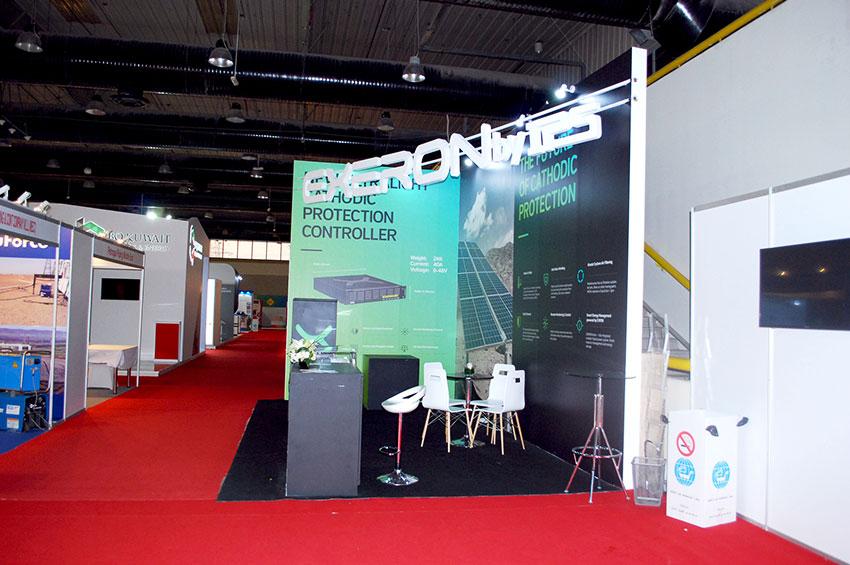 Exhibition Stand In Kuwait : Conceptcoms kuwait portfolio interior design exhibition stand and